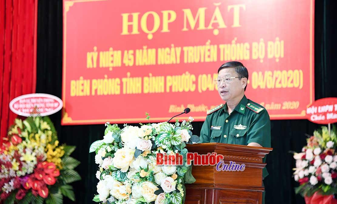 Kỷ niệm 46 năm ngày thành lập Bộ đội Biên phòng tỉnh Bình Phước: Vành đại thép nơi tuyến đầu chống dịch Covid-19.