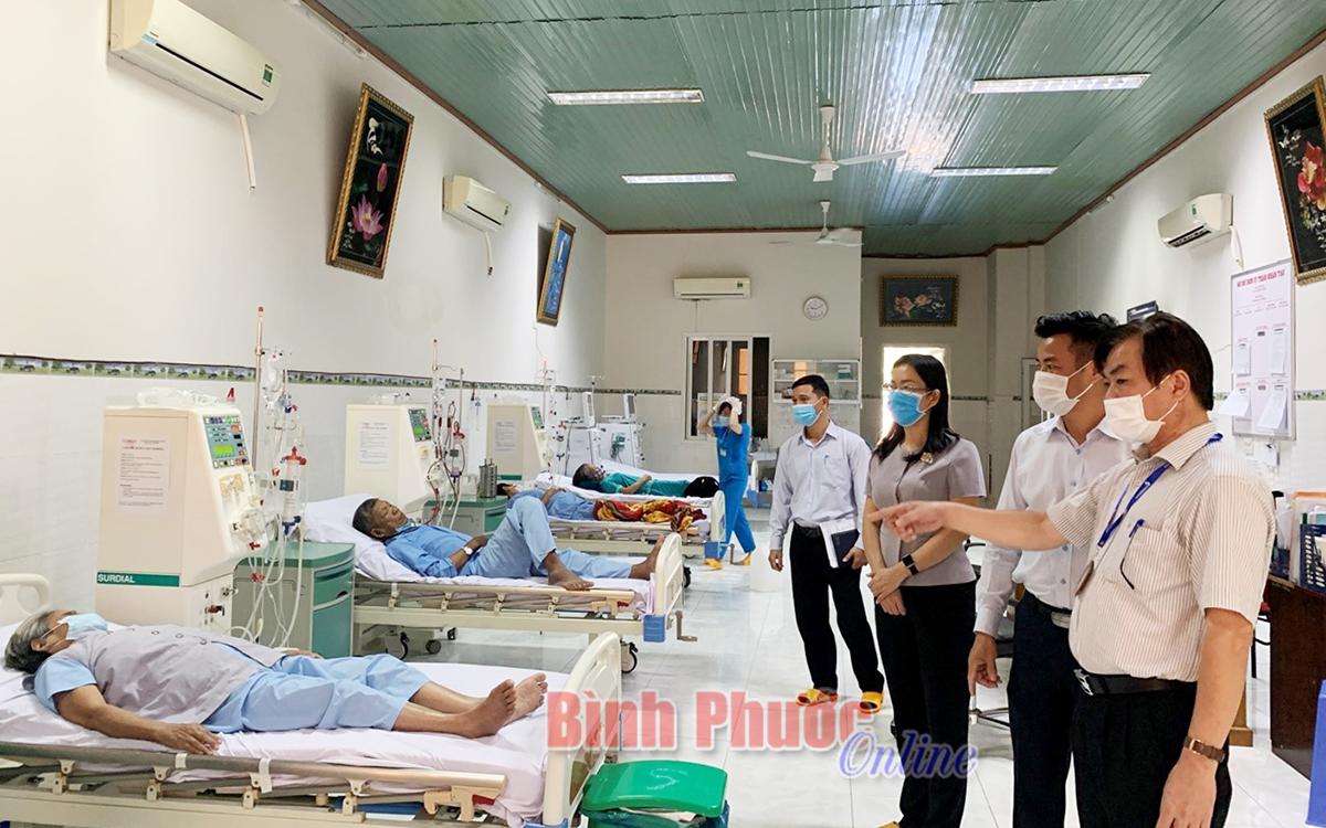 Phước Long cần tập trung đào tạo nguồn nhân lực y tế chuyên sâu