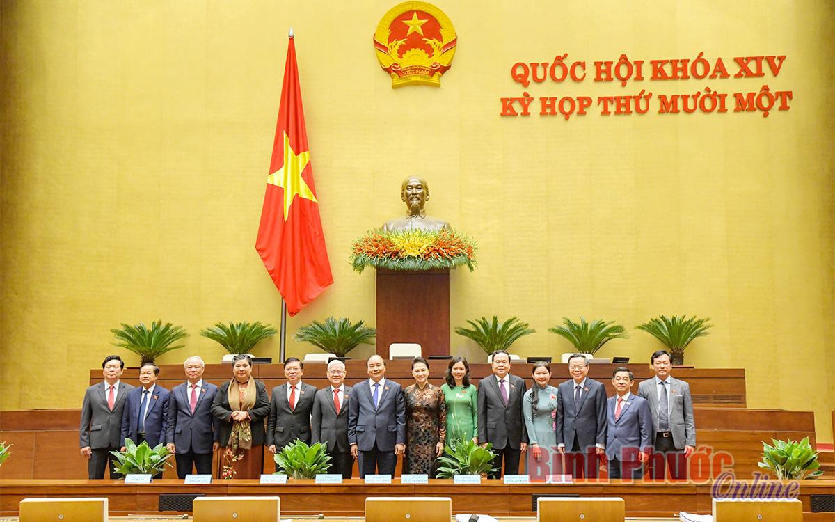 Đoàn ĐBQH tỉnh: Nhiều hoạt động nổi bật tại Quốc hội khóa XIV