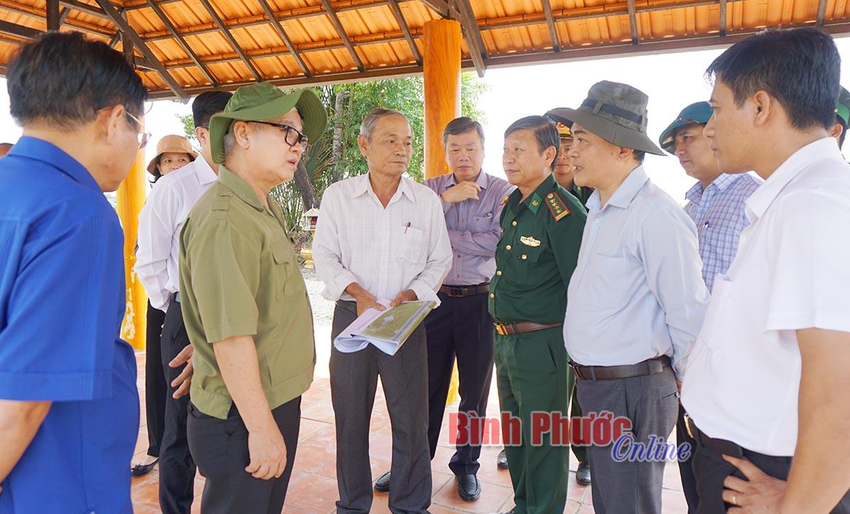 Công trình nhà bia đá, điểm dừng chân trong hành trình cứu nước của Thủ tướng Campuchia Hunsen phải sớm hoàn thành
