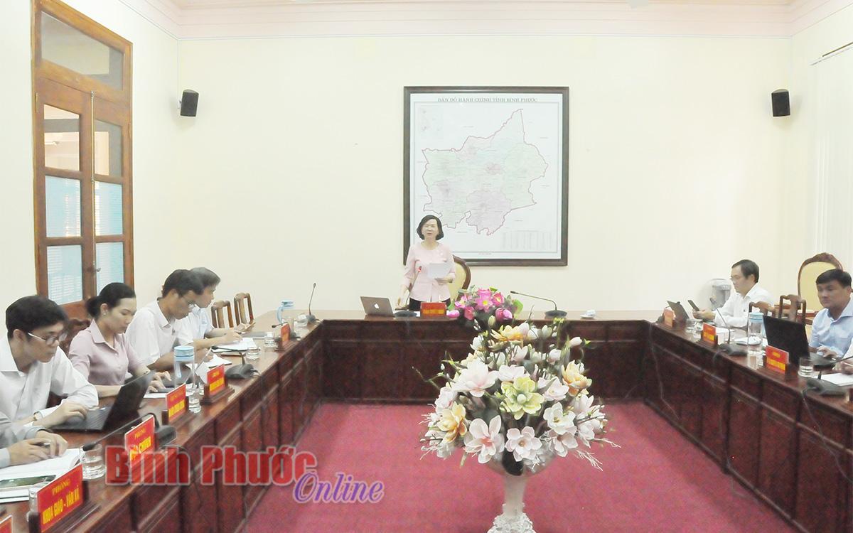 Bình Phước đồng bộ 442 dịch vụ công lên Cổng dịch vụ công quốc gia