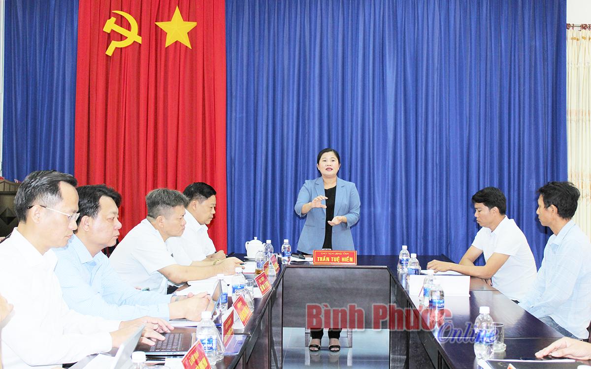 Chủ tịch UBND tỉnh tiếp công dân định kỳ tháng 4