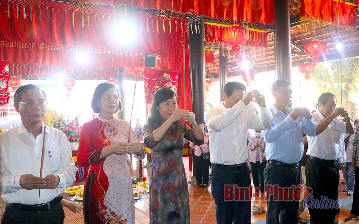 Công bố danh mục Di sản văn hóa phi vật thể quốc gia Lễ hội Miếu Bà Rá