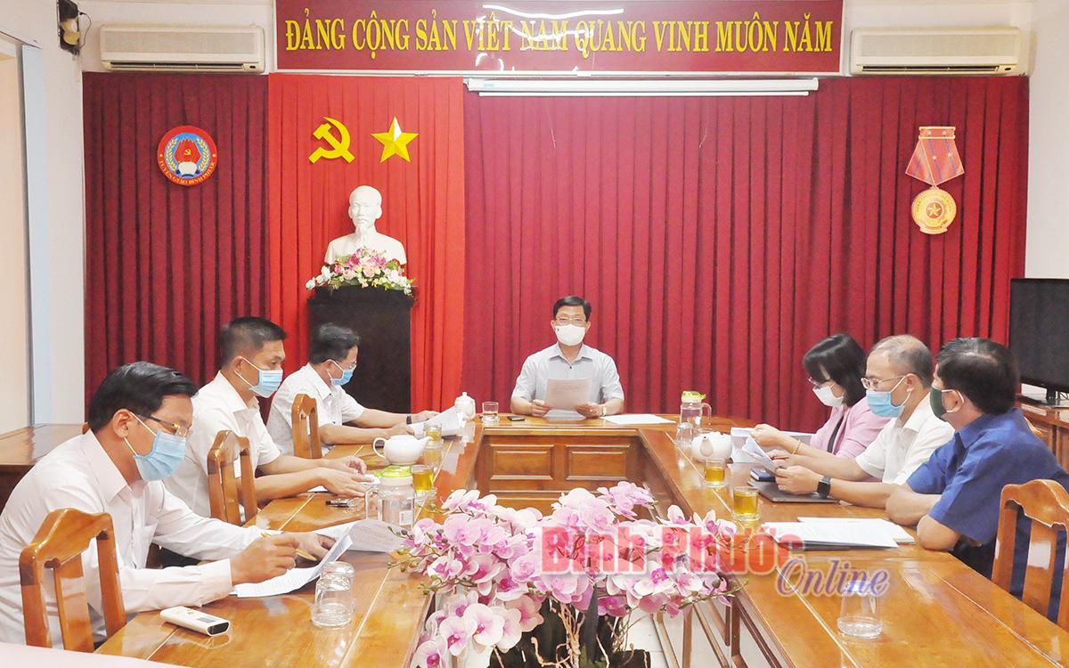 Các hoạt động kỷ niệm Ngày sinh Chủ tịch Hồ Chí Minh và cuộc bầu cử phải trang trọng, tiết kiệm