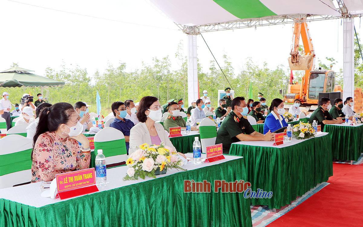 Khởi công cụm công trình lưu niệm hành trình cứu nước của Thủ tướng Hun Sen
