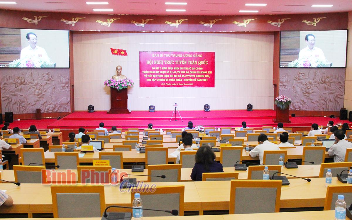 """Chủ động, đổi mới hình thức học tập, tuyên truyền chuyên đề toàn khóa về """"Học tập và làm theo tư tưởng, đạo đức, phong cách Hồ Chí Minh"""""""
