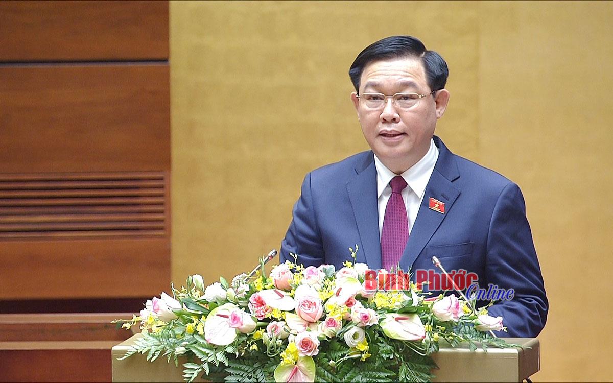 Bà Điểu Huỳnh Sang giữ chức Phó trưởng đoàn phụ trách Đoàn ĐBQH tỉnh Bình Phước khóa XV